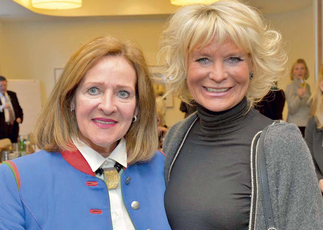 Birgit Saatrübe-Möllers und Andrea Dieckmann