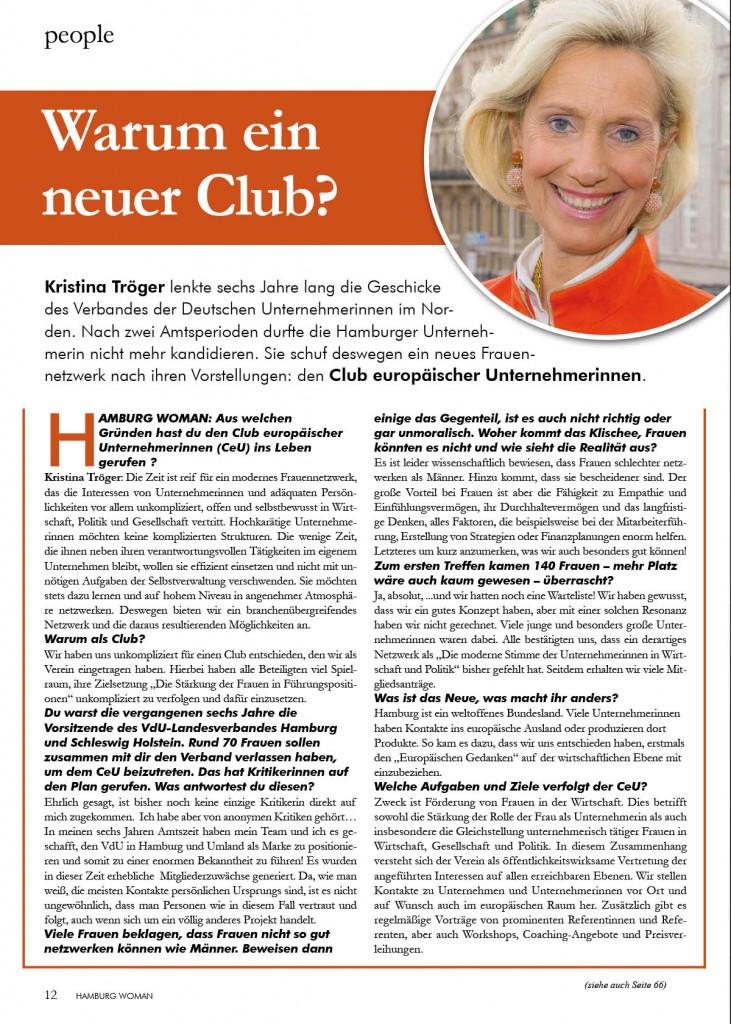 Presseartikel | Alster Magazin vom 16.02.16