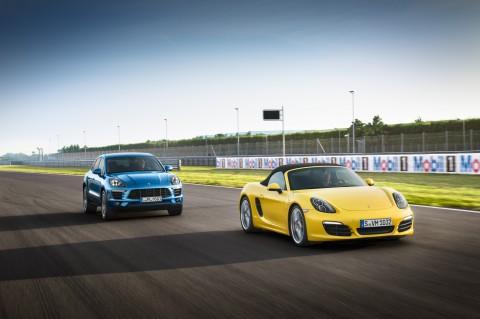 """""""Exklusives CeU-Fahrtraining"""" mit Porsche im ADAC Fahrsicherheitszentrum Lüneburg"""