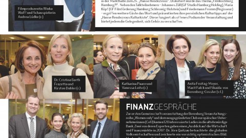 Presseartikel | Alster Magazin 4 – 2016