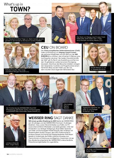 Presseartikel | Alster Magazin vom 25.07.16