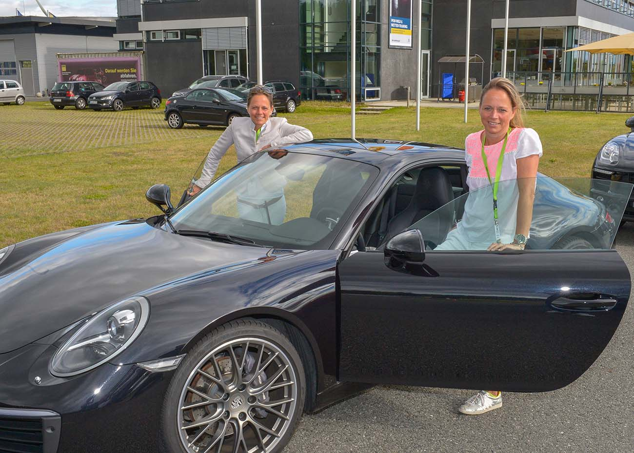 Christian Lindner Porsche