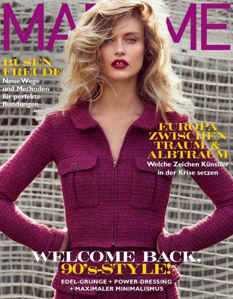 Presseartikel | Madame Ausgabe 1016