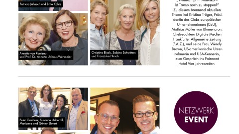 Presseartikel | TANGO Hamburg Ausgabe 11-2016