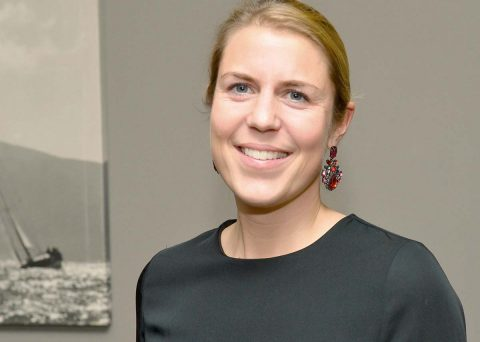 Sophie Schwerdtfeger<br><i>Auslandsrepräsentantin</i>