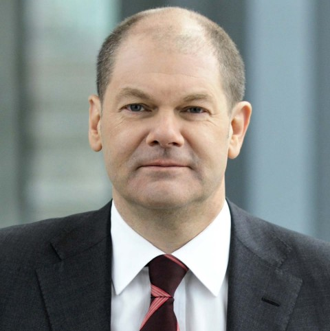 Olaf Scholz, 1. Bürgermeister der Freien und Hansestadt Hamburg