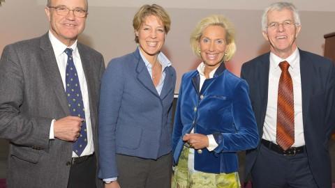 CeU zu Gast beim Neujahrsempfang der Stiftung CLUB OF HAMBURG