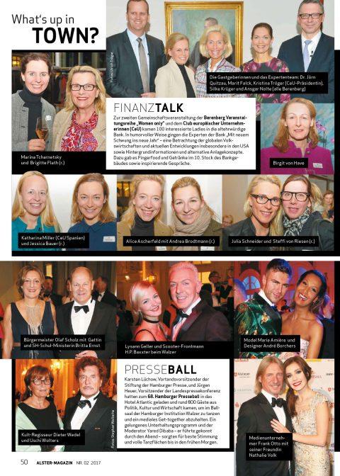 Presseartikel | Alster Magazin 0217