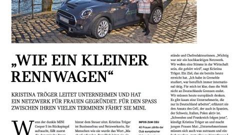 Presseartikel | MINI Mag