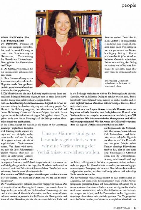 Presseartikel | Hamburg Woman 0317