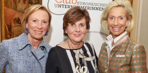 Dr. Helga Rabl-Stadler, Präsidentin der Salzburger Festspiele, zu Gast beim CeU