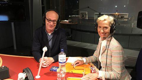 """""""Redezeit im NDR"""" zum Thema """"Familienpolitik im Wahlkampf"""" mit CeU-Präsidentin Kristina Tröger"""