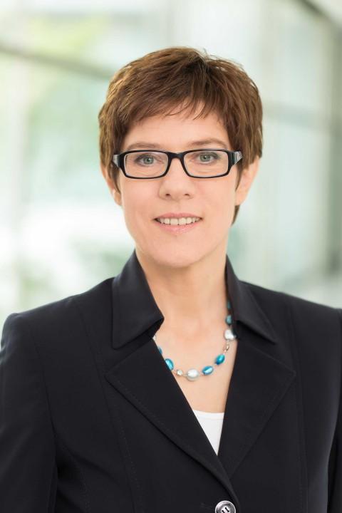 Lunch Talk mit der Saarländischen Ministerpräsidentin Annegret Kramp-Karrenbauer