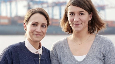 Bernadette Brysch und Catharina vonRogister