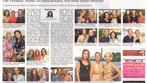 Presseartikel | WELT AM SONNTAG vom 30.07.17