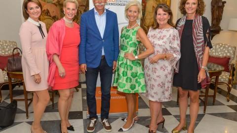 Dr. Dieter Zetsche (Vorstandschef Daimler Benz) zu Gast beim CeU