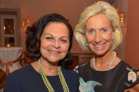 Dr. h. c. Sonja Lahnstein-Kandel zu Gast beim CeU