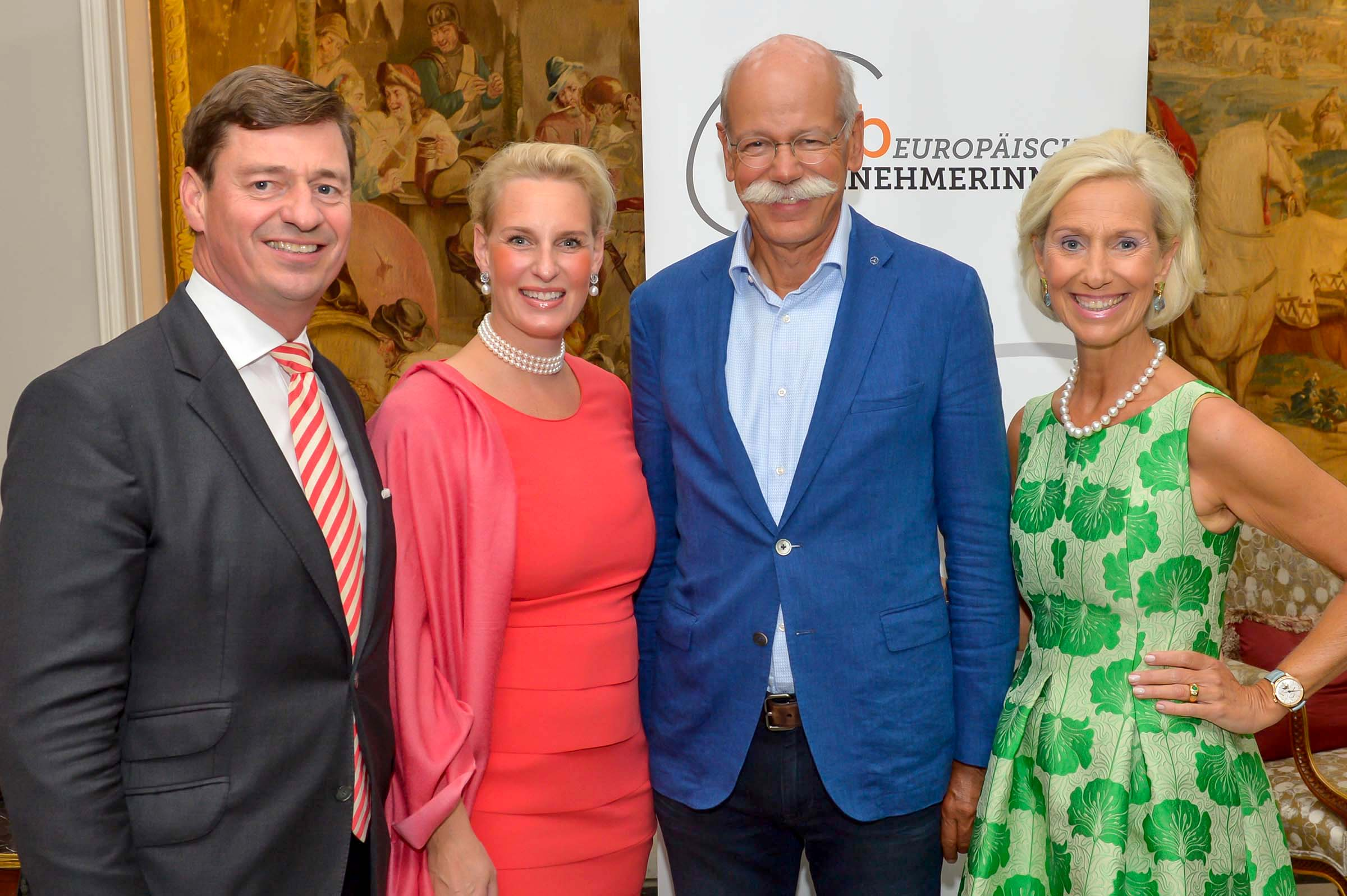 dr dieter zetsche vorstandschef daimler benz zu gast beim ceu. Black Bedroom Furniture Sets. Home Design Ideas