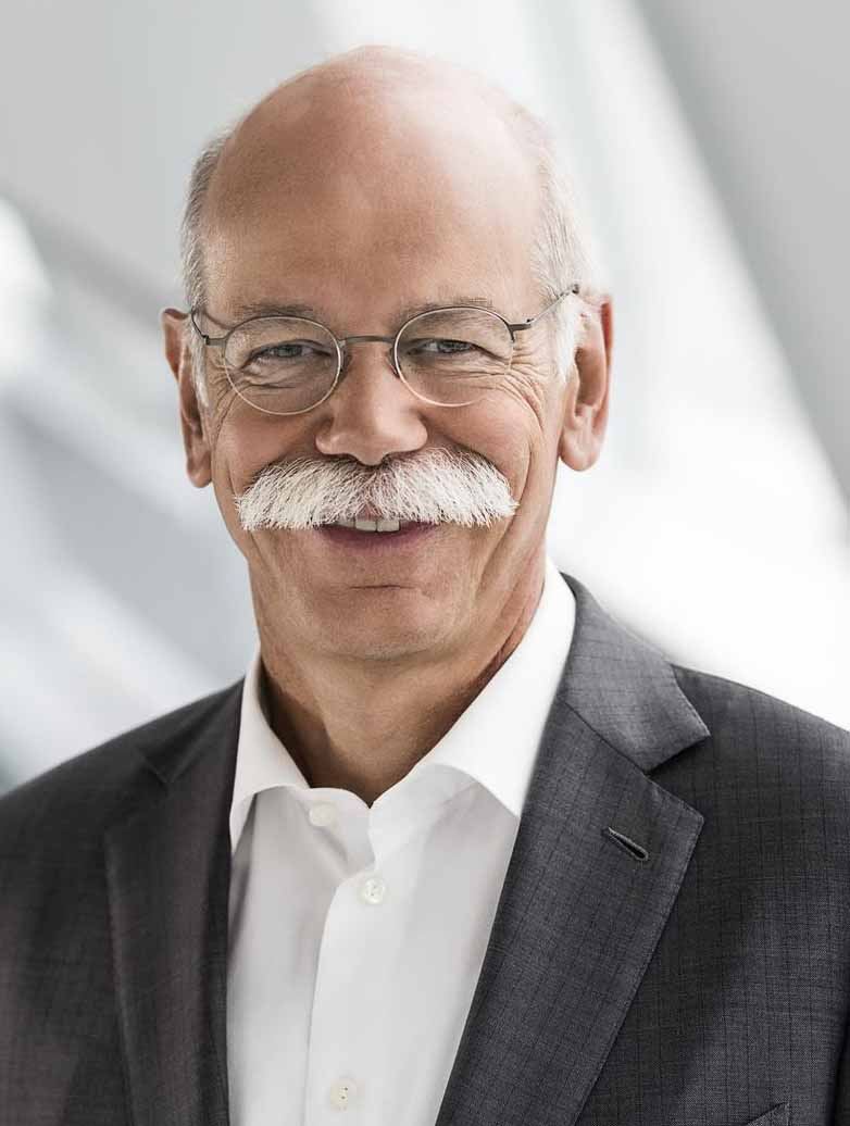 Dr. Dieter Zetsche Portrait