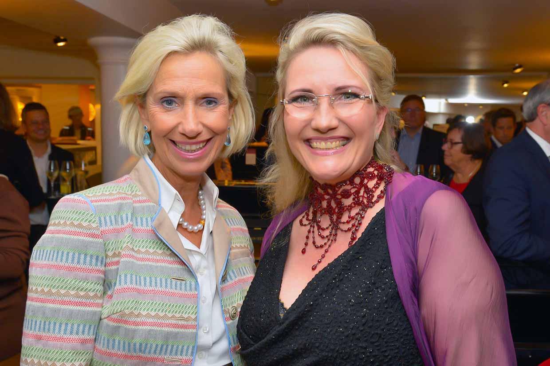 Kristina Tröger und Yvonne Trübger – Pianohaus 145 Jubiläum
