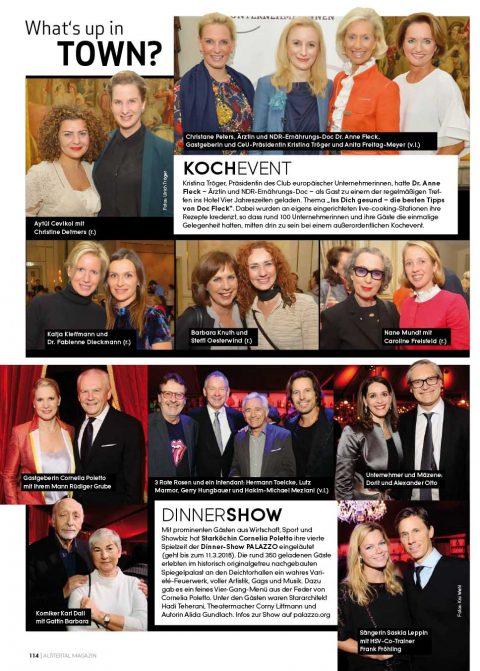 Presseartikel | Alster- und Alstertal Magazin 1117