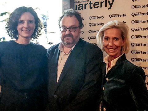 Auf dem F.A.Q. Event wurde in Hamburg die neue Quarterly vorgestellt
