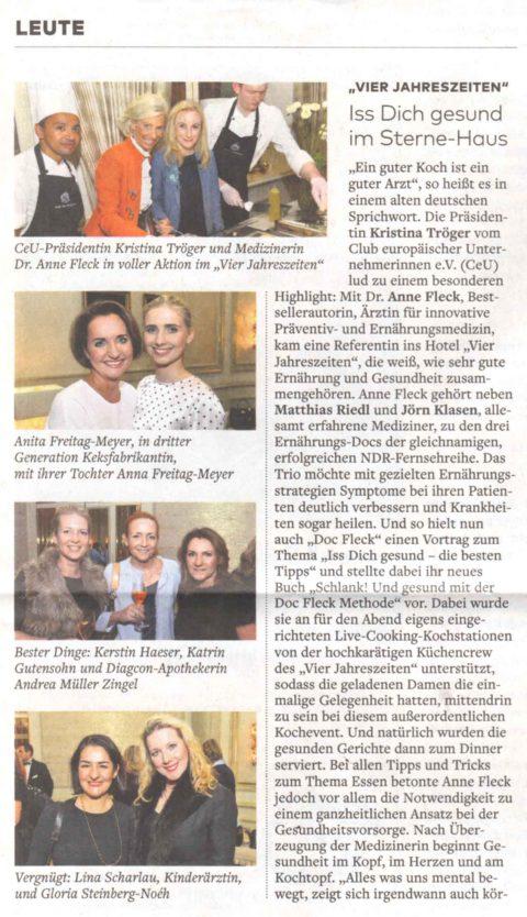 Presseartikel | WELT vom 02.11.17