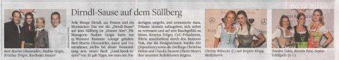 Presseartikel | WELT AM SONNTAG vom 05.11.17