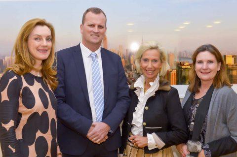 1. Gemeinschaftsveranstaltung der bayerischen CeU-Repräsentanz mit der Berenberg Privatbank in München