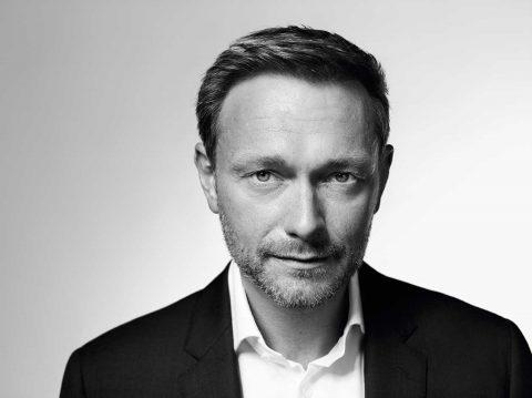 """""""CeU-Lunch"""" Vortrag und Dialog mit Christian Lindner zum Thema """"Eine neue Generation Politik in Europa?"""""""