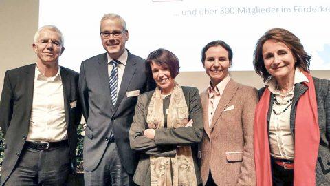 CeU zu Gast beim Neujahrsempfang 2018 seines Kooperationspartners Club of Hamburg
