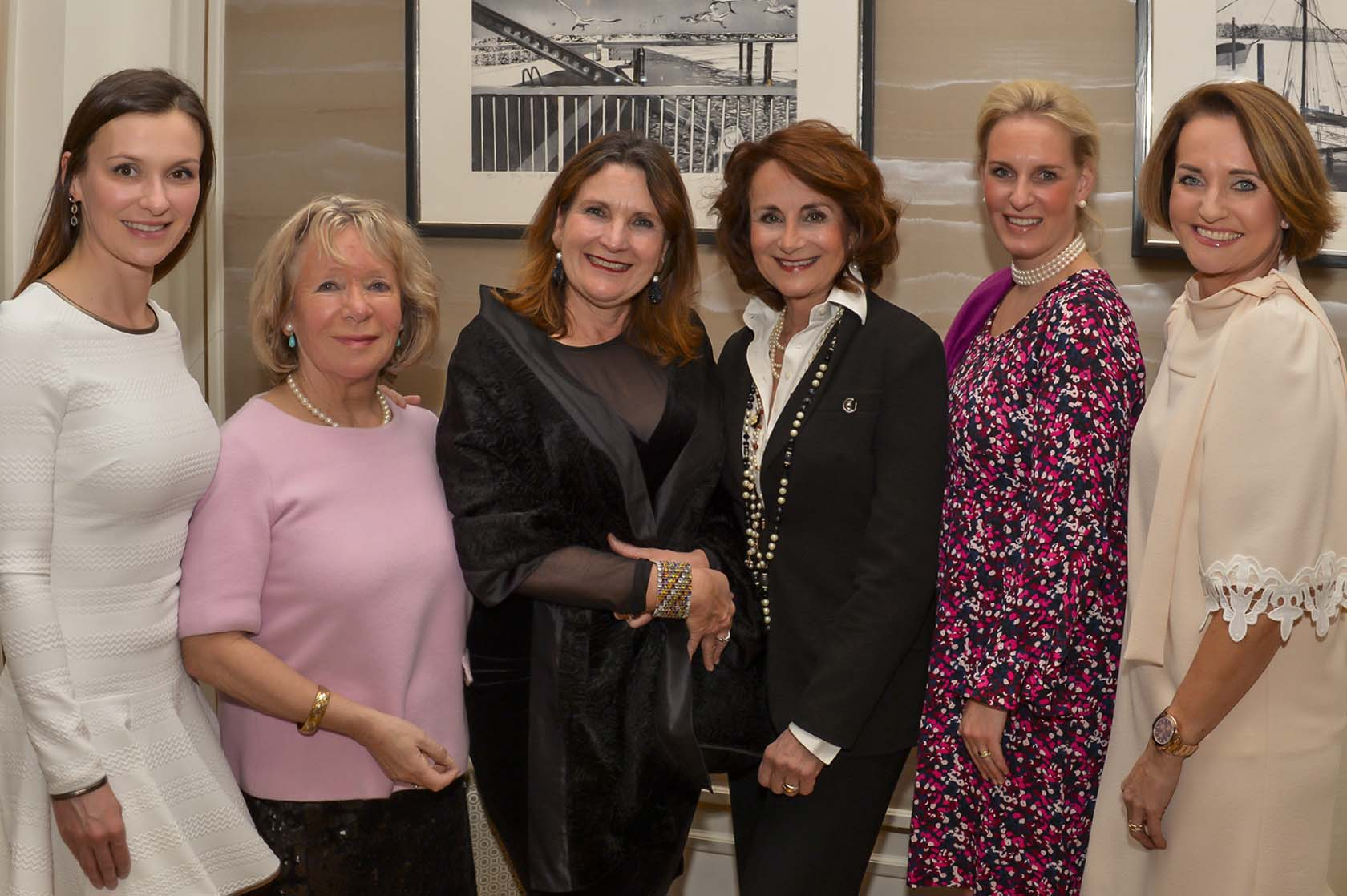 Dr. Fabienne Diekmann, Ulla Kaiser, Christiane Goetz-Weimer, Dr. Cristina Barth Frazzetta, Christiane Peters, Anita Freitag-Meyer