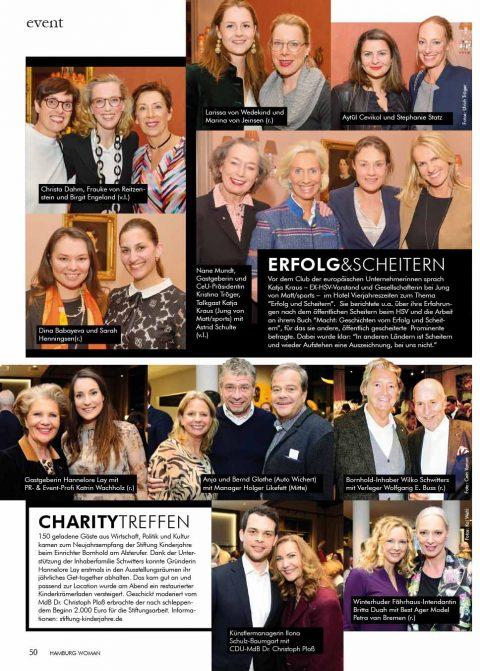 Presseartikel   Hamburg Woman 0318