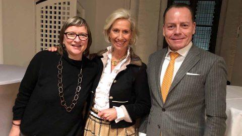 """Kristina Tröger als Gastreferentin beim AEU Arbeitskreis evangelischer Unternehmer Deutschland e.V. zum Thema: """" Erfolg und Scheitern"""""""