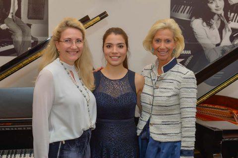 CeU zu Gast bei dem Pianohaus Trübger