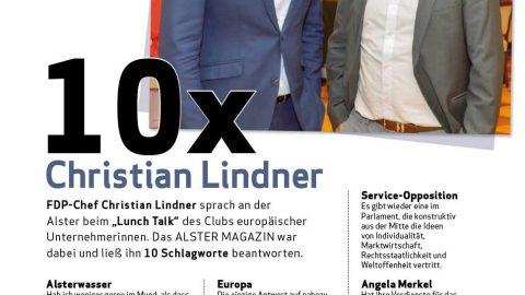Presseartikel | Alstermagazin 0618