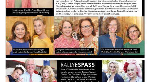 Presseartikel | Hamburg Woman 0618