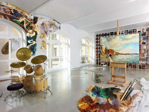 """CeU Kultur exklusiv: Previewdergroßen Ausstellung """"Painting of the 21st Century II"""" vonLois Renner"""