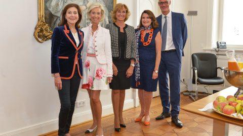 """CeU-Jurysitzung Unternehmerinnenpreis """"DIE EUROPA"""""""