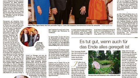 Presseartikel | Abendblatt vom 27.10.2018