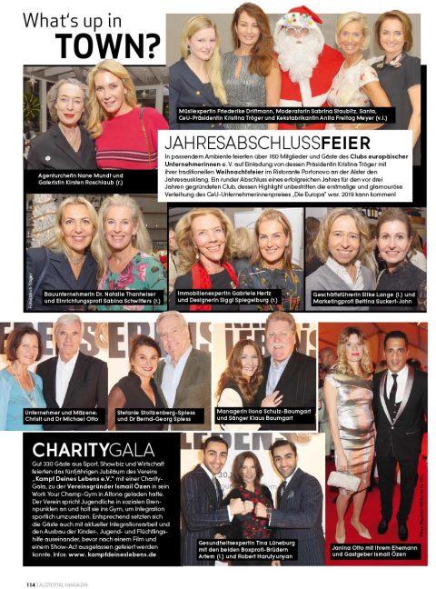 Presseartikel | Alstertal Magazin 1218