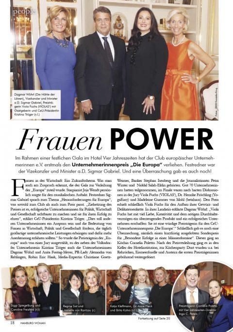 Presseartikel | Hamburg Woman 1118