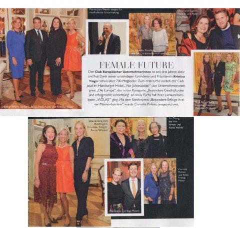 Presseartikel | Madame Ausgabe 1218