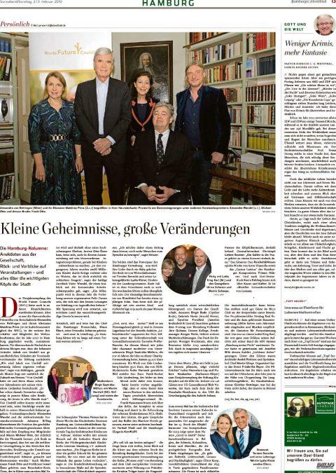 Presseartikel | Abendblatt vom 02.02.2019