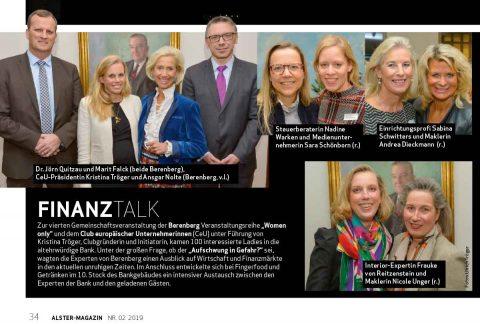 Presseartikel | Alster Magazin 0219