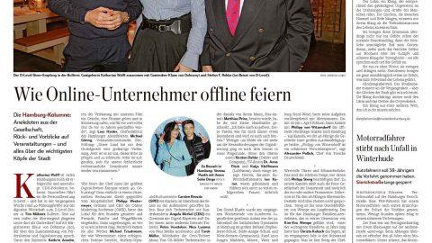 Presseartikel | Abendblatt vom 23.02.2019