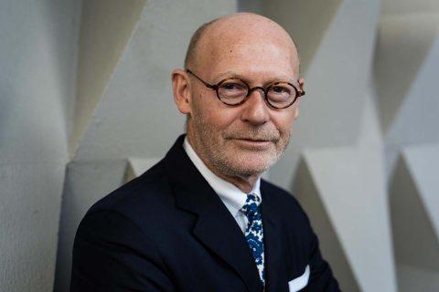 """Vortrag und Diskussion """"Hamburg als europäische Wirtschaftsmetropole"""" mit Michael Westhagemann (Senator der Hamburger Behörde für Wirtschaft, Verkehr und Innovation)"""
