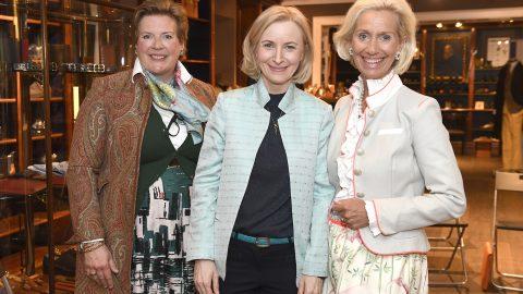 """""""Ran an das Fett"""" Vortrag und Dialog mit Dr. Anne Fleck"""