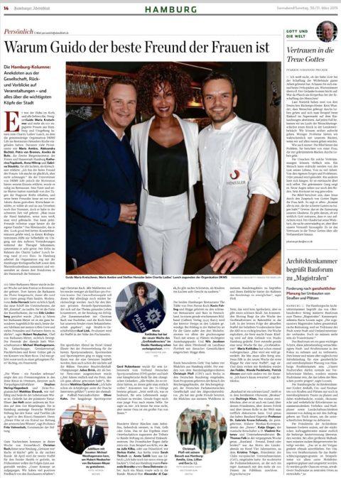 Presseartikel | Abendblatt vom 30.03.2019