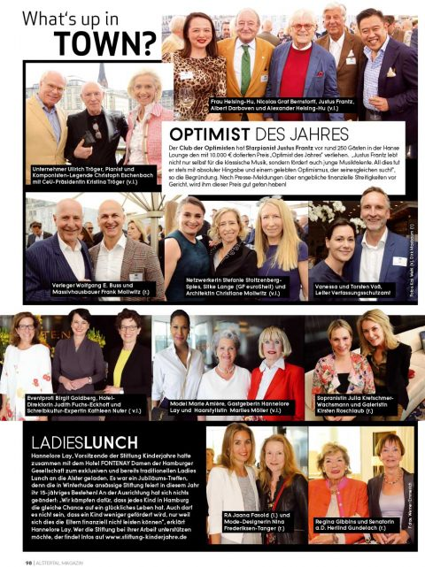 Presseartikel | Alstertal + Alster-Magazin 0519